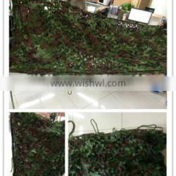 Hunting Camping Military Camouflage Net with Bag, Woodland color 2m x 2m Camouflage Net /red de camuflaje