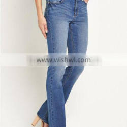 Petite 1932 High Rise Bootcut Jeans