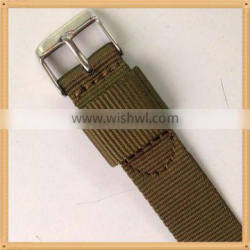 One Piece Nylon Ring Nato Fancy Watch Bands