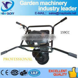 159CC Big Power Two Men Use Gasoline Hole Earth Auger