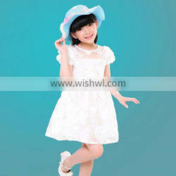 New Design Fahion Lace Kid Dress for Party