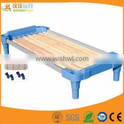 Modern Fashionable comfort solid bed for kids of Chinese Supplier