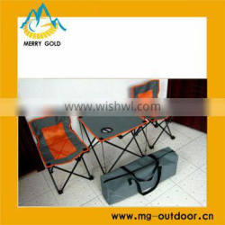 China Manufacturer Foldable Chair Garden Set For Sale