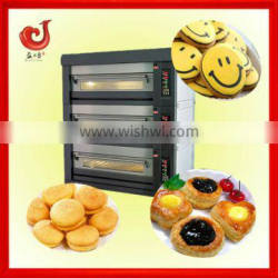 bakery plant electric large deck oven price