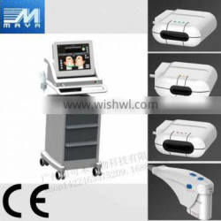 High Frequency Machine For Hair MY-C50 Beauty Salon High Intensity Focused Ultrasound For High Focused Ultrasonic Skin Rejuvenation Skin Lifting Wrinkle Removel Hifu Machine Anti-aging