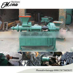 Charcoal briquette making machine/fire wood briquette extruder machine