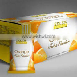 Orange Juice Powder - OEM/ Private Label