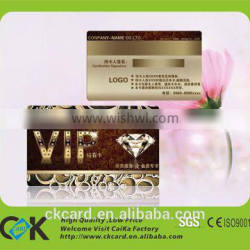 ISO standard custom business VIP card printing in promotion