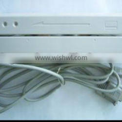 USB Tracks 1/2/3 Magnetic Card Reader and Writer