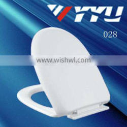 wc portable plastic toilet cover lid-028