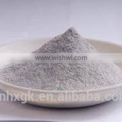 Vice-white fused alumina for grinding