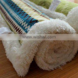 Fur warm Cashmere Luxury sherpa throw