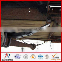 leaf springs for south africa heavy duty truck