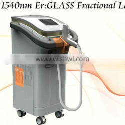 1540nm Erbium glass fractional laser HS 880 by shanghai apolo med. tech.