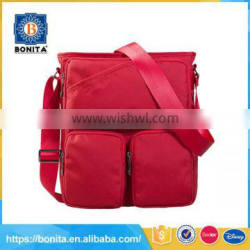 Single han edition inclined men's fashion sports upright leisure bag