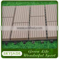 Easy To Install And Clean Wpc Decking