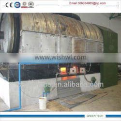 Scrap plastic to diesel Refining plant low investment 10tpd