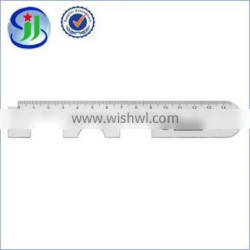 new design multifunction stainless steel glass cutting ruler