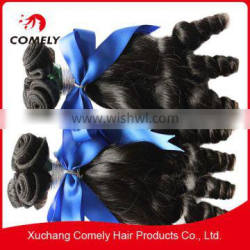 China Queen Hair Spiral Curl Loose Wave Brazilian Hair Extensions Online Sale