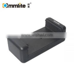 Commlite Large Size 59-90mm Universal Tripod Cell Phone Holder for Big Phone for Iphone 6 Plus