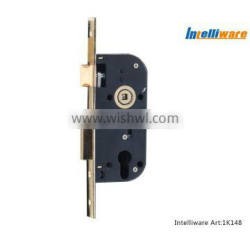China supplier BP color tongue customized security lock for interior door