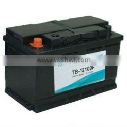 12V 100Ah motorhome and RV lithium rechargeable battery