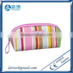 hot selling fashion lovely cheap ladies cosmetic bag