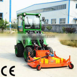 Farm lawnmower china best tractor lawn mower for sale