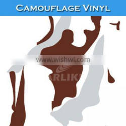 CARLIKE Car Film Adhesive Removable Glue Camouflage foil