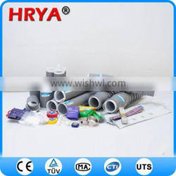 cold end solder seal shrink sleeve 11kv cold shrink tube