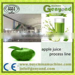 Mango/Orange/Apple Fruit Juice Processing Line