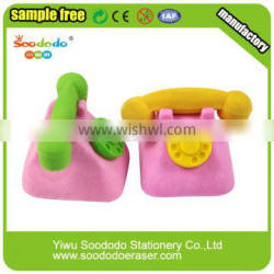 stationery korean Puzzle Hot Sale Erasers for gift