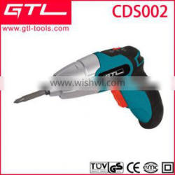 GTL CDS002 Cordless electric screwdriver set with rechargeable