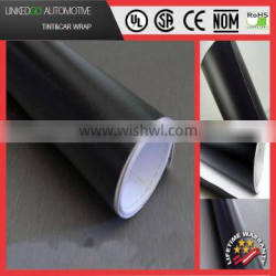 High Quality Car body sticker OEM Business Promotional Items Matte Black Film