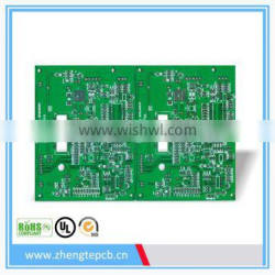 Import HASL double side pcb