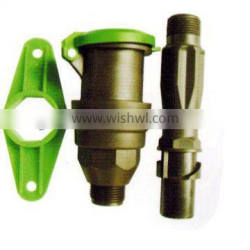 "Lawn Sprinkler G3/4"" Quick Water Supply Valve Plastic Nozzle Sprinkler Water Sprinkler For Home Garden Farm Irrigation"
