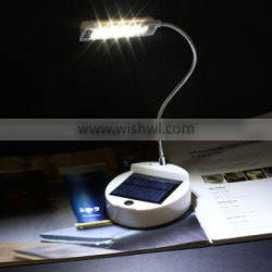 New Solar 4 LED Reading Light