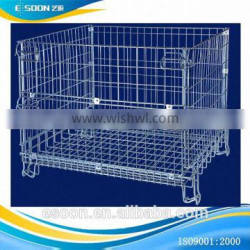 Heavy Weight Anti-rust Collapsible Warehouse Containers