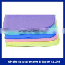 new design hot selling different color pva chamois towel
