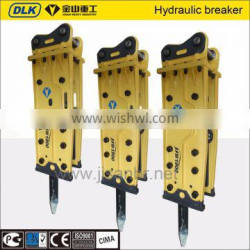 hydraulic rock hammer, Impact Breaker Hammer on Stock with CE certification