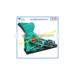 Top quality double shaft chain hammer crusher