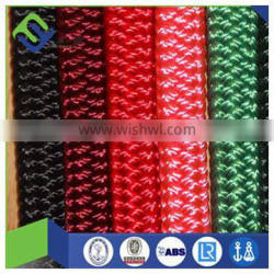 safety procduct double braided polyester rope