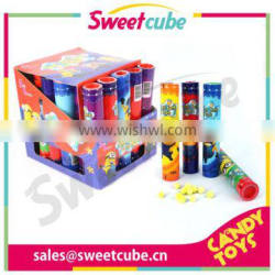 2015 Novelty Sour Colourful Korea Candy