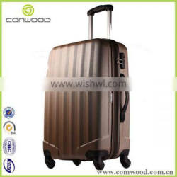 CONWOOD 2014 new design factory produced ABS Trolley Suitcase