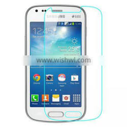 Premium Tempered Glass Screen Film Protector For Samsung Galaxy S Duos 2 S7582