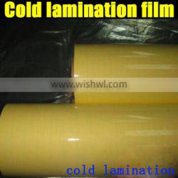 The best Cold lamination film (Glossy,Matte)