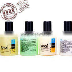 disposable shampoo/shower gel/body lotion for hotel Quality Choice