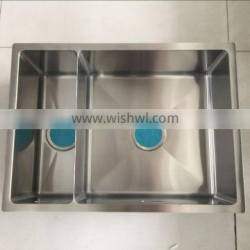 Poats Knife edge reversible sink