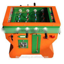 small business item foot ball vending machine
