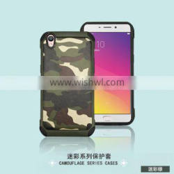 Top quality new design for OPPO R9 case, PC+TPU Dual Layer protective smartphone case